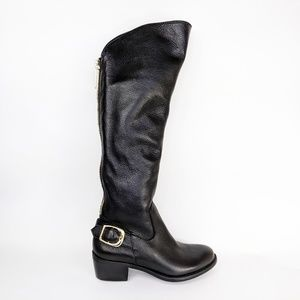 NWOT Vince Camuto Beralta Leather Riding Boots